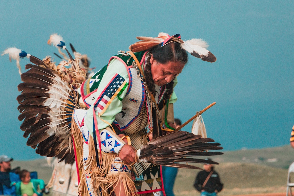 photo of Tribal Ceremony