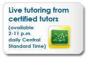 Live tutoring