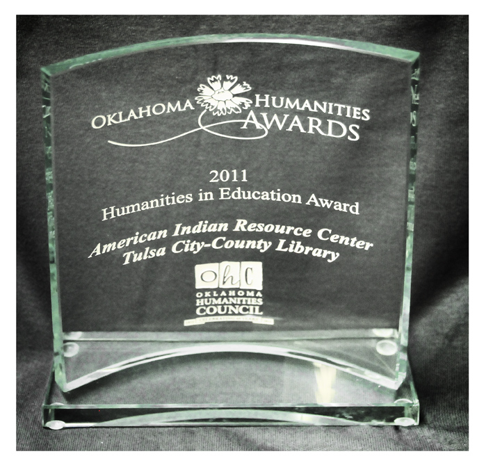 Oklahoma Humanities Award