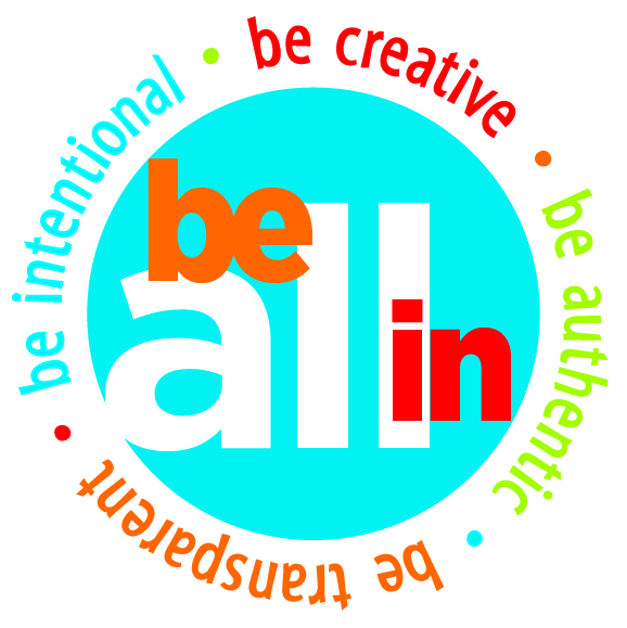 Be All In Main Logo