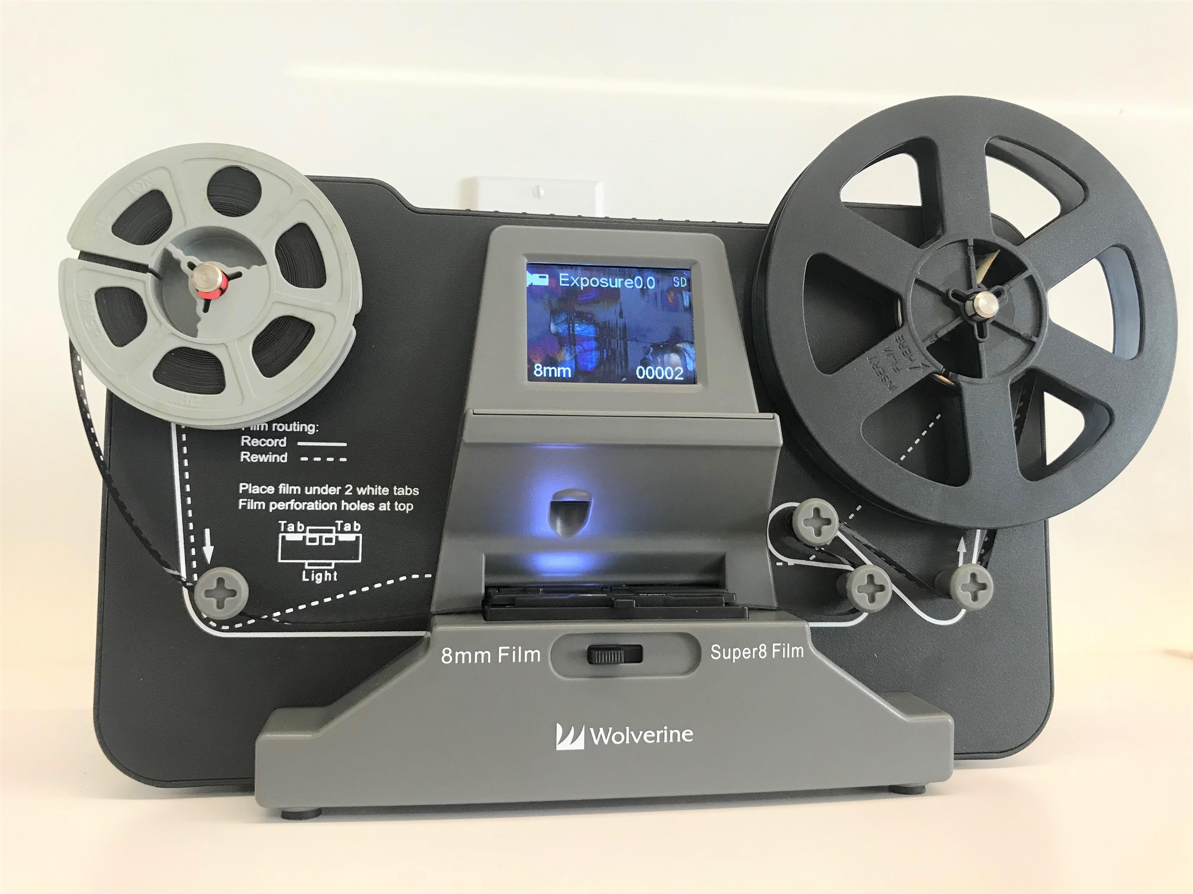 8mm Film Digitalization for Beginners