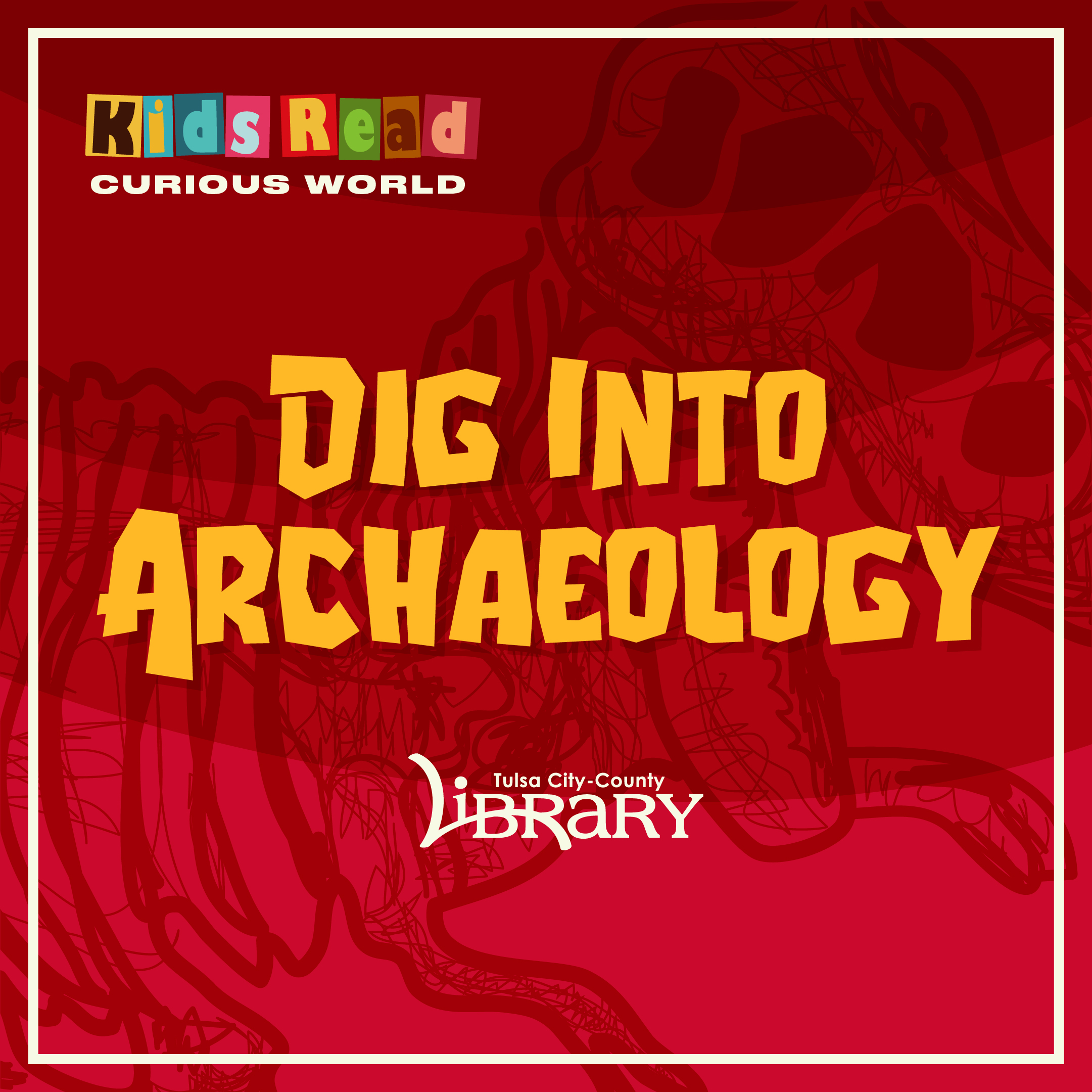 Kids Read Archaeology
