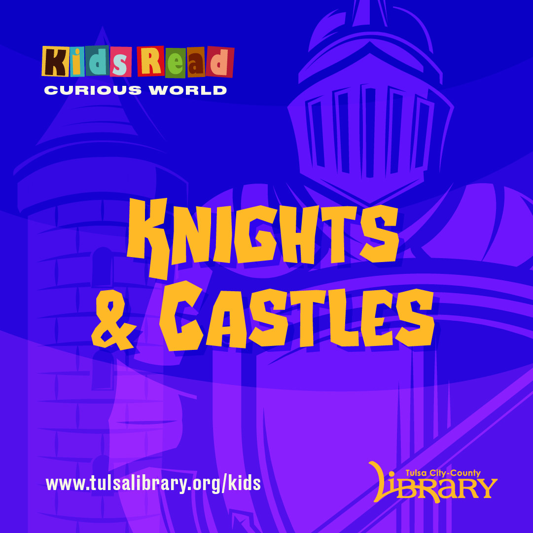 Kids Read Knights and Castles