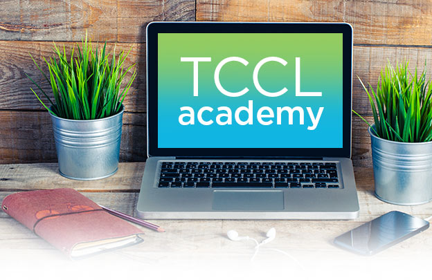 TCCL Academy landing