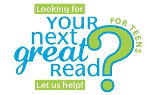 Logo for TCCL service Your Next Great Read for Teens