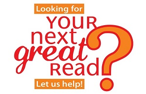 Logo for TCCL service Your Next Great Read for Adults