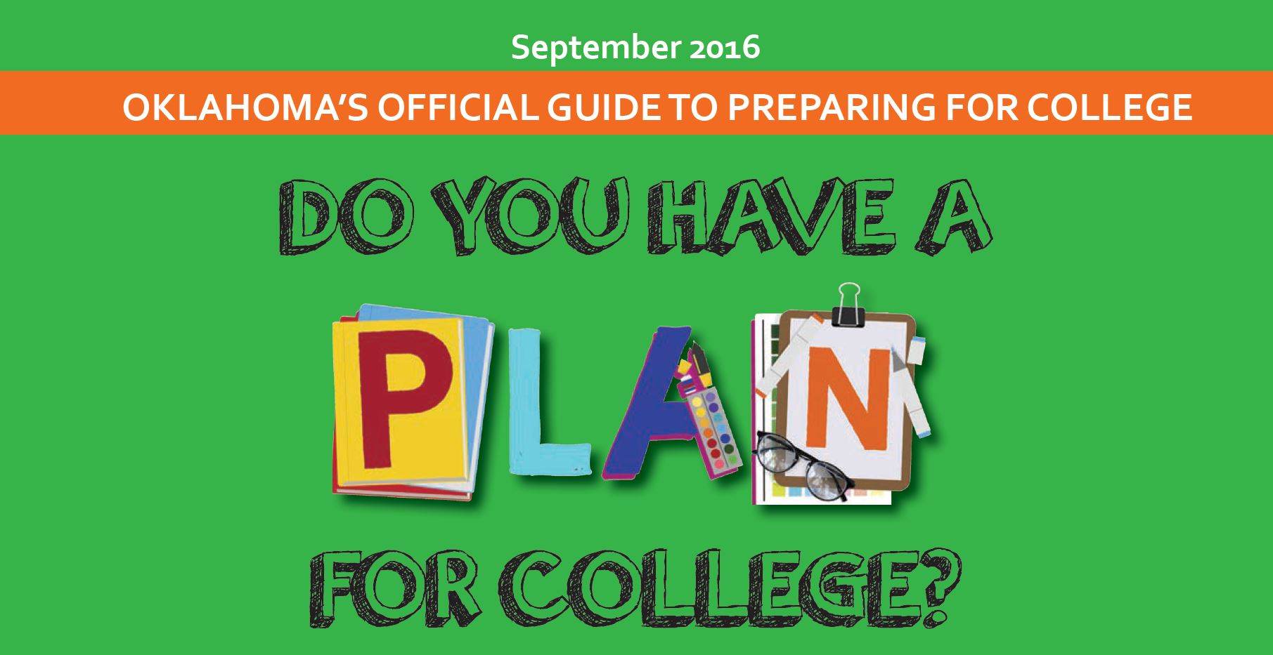 plan for college