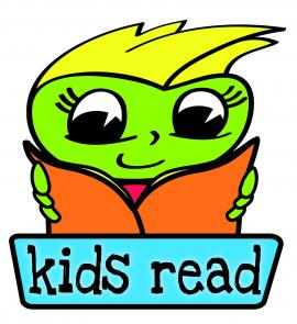 Kids Read logo