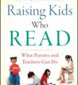 Book cover of Raising Kids Who Read
