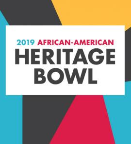 2019 African-American Heritage Bowl
