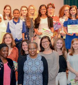 Young People's Creative Writing Contest