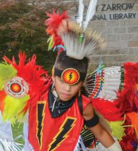 American Indian Festival of Words