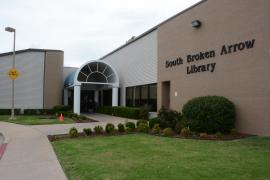 South Broken Arrow Library