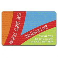 TCCL Library Card